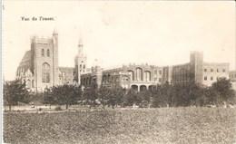 WAVRE NOTRE-DAME - Institut Des Ursulines - Vue De L'Ouest - Oblitération De 1929 - Sint-Katelijne-Waver