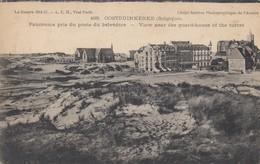 WAR / GUERRE / OORLOG / KRIEG / 1914-18 / OOSTDUINKERKE / PANORAMA VANAF DE UITKIJKPOST - Weltkrieg 1914-18