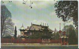 Bruxelles - Brussel - La Maison Chinoise - Het Chinese Huis - Edition Le Berrurier - Monuments, édifices
