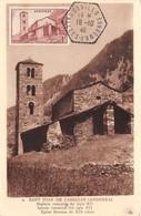 ANDORRE- - SANT JOAN DE CASELLE  EGLISE ROMANE DE XIIe S - Andorra
