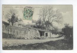 CPA Au Pays Lorrain Vaucouleurs Ruines Du Château De Baudricourt - France