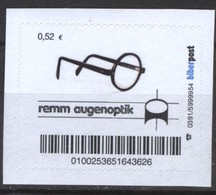Biber Post  Remm Augenoptik (52)  G719 - [7] Federal Republic