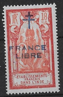 ⭐ Inde - YT N° 181 ** - Neuf Sans Charnière - 1941 / 1943 ⭐ - Unused Stamps