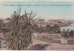 DAKAR - TERRASSE DU GOUVERNEMENT GENERAL  AUTENTICA 100% - Senegal