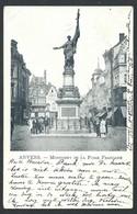 +++ CPA - ANTWERPEN  ANVERS - Monument De La Furie Française    // - Antwerpen