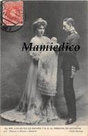 1908 SS. MM. LOS REYES DE ESPANA Y S.A.EL PRINCIPE DE ASTURIAS. La Famille Royale D'Espagne - Non Classés