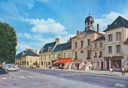 Aisne        H35       BRAINE.Place De L'Hôtel De Ville - Autres Communes