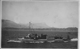 """"""" Souvenir De TOULON (Var) """" - TORPILLEUR 369 - DECORE De La CROIX De GUERRE En 1917 - Photographie - WW1 - A Voir ! - Boats"""