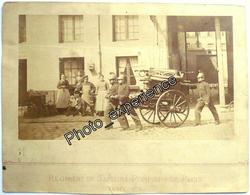 Photo XIX Metier Régiment Sapeur Pompier Fireman 1878 PARIS 75 - Photos