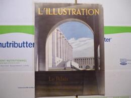 L'Illustration Le Palais De La Société Des Nations 16 Avril 1938 - 1900 - 1949