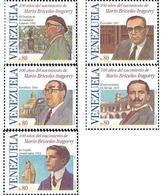 Ref. 178605 * MNH * - VENEZUELA. 1996. 100 ANIVERSARIO DEL NACIMIENTO DE MARIO BRICEÑO-IRAGORRY - Arts