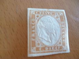 TP Italie Italia Province Italienne N°15 Valeur 110€ - Sicile