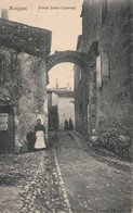 34/ Roujan - Porte Saint Laurent - - Other Municipalities