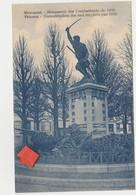 Tienen, Thienen, Tirlemont, Monument 1830, Buiten Reeks Blauwe Kaart Met Kanon, ZELDZAAM - Tienen