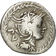 Monnaie, Lucilia, Denier, Rome, TB+, Argent, Crawford:324/1 - Roman