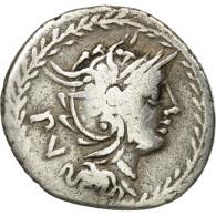 Monnaie, Lucilia, Denier, Rome, TB+, Argent, Crawford:324/1 - Romaines