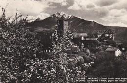 CARTOLINA - POSTCARD - MERANO - CASTEL TIROLO VERSO IVIGNA - Merano