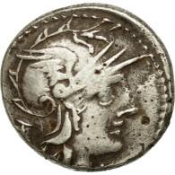 Monnaie, Marcia, Denier, Rome, TTB, Argent, Crawford:245/1 - Romaines