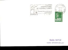 1978 Tournoi International De Football Cadets Donges - Calcio