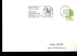 1983 Nantes Tournoi Internationales Pupilles - Calcio