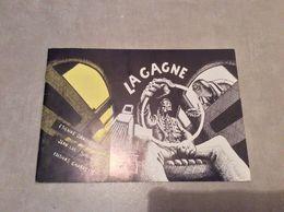Tres Rare Mini BD Edition Originale Pour Presse La Gagne Davodeau Simon Editions Charrette 14 Planches Neuf - Livres, BD, Revues