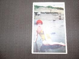 Femme ( 986 )  Vrouw  Baigneuse  Japonaise  Baadster  Japan  Japon - Femmes