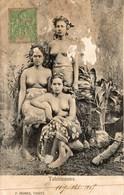 TAHITI  TAHITIENNES - Polynésie Française