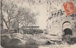 34/ Montbazin - Pont De La Vene - Porte Du XII Siecle - Autres Communes