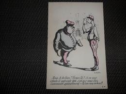 Humor Militaire Humour  Illustrateur S. Houtte - Humour