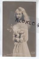Luxembourg - Marie Adélaïde Grande Duchesse  Héréditaire - Jeune Fille Cheveux Aux Vents ... - CPA HEINTZE - Famille Grand-Ducale