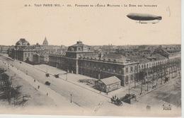 'lEcole Militaire Tour Paris  ???? - Montgolfières