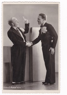 Cirque / Music-hall / Attraction, Duo D'artistes Comiques Les « 2 Gioves », Phot. Enea Mancini, Turin, Années 1930 - Foto