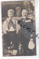 Roumanie - Ronig Carol U. Prinz Carol V. Rumänen - Le Roi Charles III Et Son Petit Fils Carol ... - CPA Gimm Gotna - Roumanie