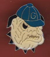 53484-  Pin's-The Bulldog Baseball League . - Baseball