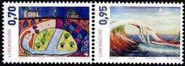 Luxembourg - 2018 - Europa CEPT - Bridges - Mint Stamp Set - Unused Stamps