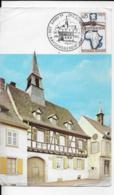 68.- KAYSERSBERG - MAISON NATALE DU DR ALBERT SCHWEITZER 90e Anniversaire - Alsace-Lorraine