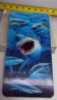 SHARK SQUALO 3D MAGNETE - Animali & Fauna