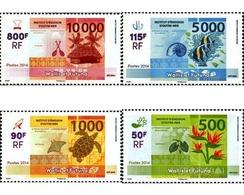 Ref. 317954 * MNH * - WALLIS AND FUTUNA. 2014. NUEVOS BILLETES - Wallis And Futuna