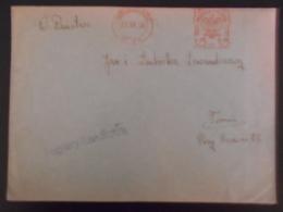 Pologne Lettre De Grudziadz 1938 Pour Torun - 1919-1939 Republik