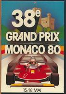 °°° 11420 - 38° GRAND PRIX MONACO °°° - Monaco