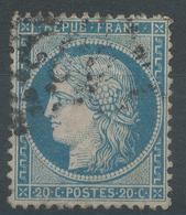 Lot N°44445   N°37, Oblit GC 532 Bordeaux, Gironde (32) - 1870 Siege Of Paris