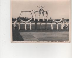 CPA.LUNEVILLE.PHOTO LA LORRAINE LUNEVILLE.1937.FETE DE LA LORRAINE.FORMAT 18X13 - Luneville