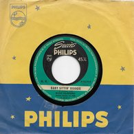 """Buzz Clifford 45t. SP """"baby Sittin' Boogie"""" - Other - English Music"""
