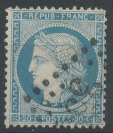 Lot N°44455   Variété/n°37, Oblit GC 359 Bayonne, Basses-Pyrénées (64), R De FRANC - 1870 Siege Of Paris