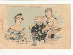 GERVESE ILLUSTRATEUR NOS MARINS LE COUP DE FOUDRE - Gervese, H.