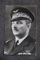 Général TETU, Général De L'Armée De L'Air. - Personnages