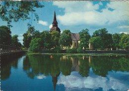 Sweden - Eskilstuna  -  Fors Kyrka. Sent To Denmark 1974.  B-3162 - Sweden