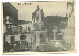 Ca Jamais, Carte Vendue En Soutien De La C.R.T. De Bruxelles - Guerres - Autres
