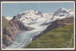SWITZERLAND  ,  Zermatt  ,  OLD POSTCARD - VS Valais