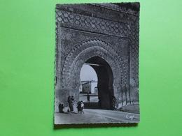 Carte Postale - MAROC - Meknes Revêtement De Faïences De Bab El Khémis (2397) - Meknès